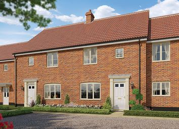 Thumbnail 1 bed semi-detached house for sale in The xxx At St James Park, Off Cam Drive, Ely
