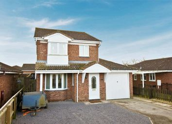 Thumbnail 3 bed detached house for sale in Bert Allen Drive, Old Leake, Boston, Lincolnshire