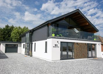 Thumbnail 4 bedroom detached house for sale in Lulworth Avenue, Hamworthy, Poole