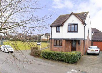 Thumbnail 4 bed detached house for sale in Dulverton Drive, Furzton, Milton Keynes