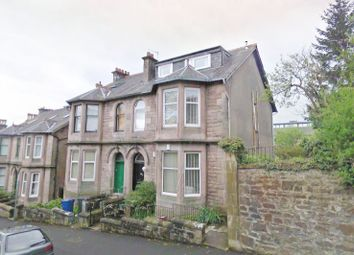 Thumbnail 1 bed flat for sale in 23, Forsyth Street, Greenock PA168Ds