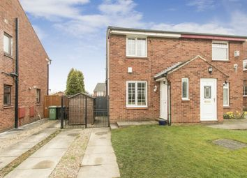 Thumbnail 2 bedroom semi-detached house for sale in Ledbury Close, Leeds