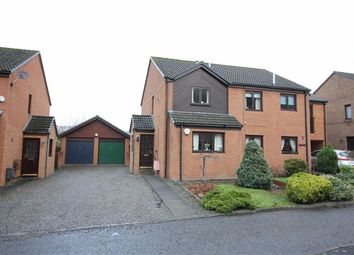 Thumbnail 2 bed semi-detached house for sale in Heronhill Bank, Hawick