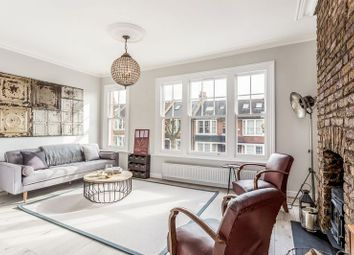 Thumbnail 3 bedroom flat for sale in Priory Avenue, London