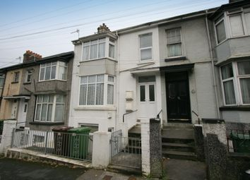 Thumbnail 1 bed flat to rent in Old Laira Road, Laira