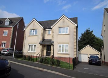 Thumbnail 4 bed detached house to rent in Meysydd Y Coleg, Carmarthen