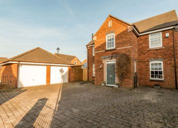 Thumbnail 4 bed detached house for sale in Jubilee Way, Croston
