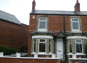 Thumbnail 2 bed terraced house to rent in Knavesmire Crescent, York, North Yorkshire