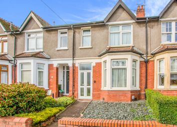 Thumbnail 3 bed terraced house for sale in Pantmawr Road, Whitchurch, Cardiff