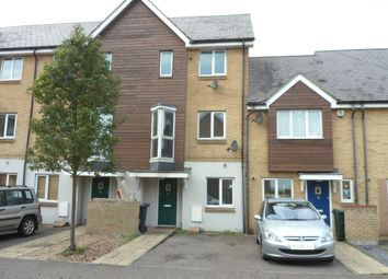 Robinson Way, Gravesend, Kent DA11. 4 bed town house for sale