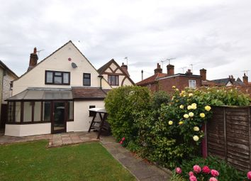 Thumbnail 3 bed end terrace house for sale in Station Road, Southminster