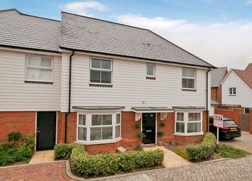 Thumbnail 3 bed semi-detached house for sale in Clarence Way, Kings Hill