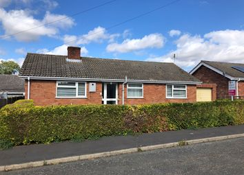 Thumbnail 3 bedroom detached bungalow for sale in Powers Place, Hilgay, Downham Market