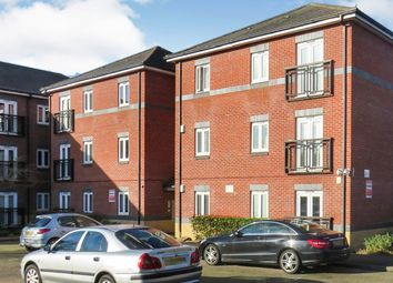 Thumbnail 2 bed flat for sale in Brasenose Driftway, Cowley, Oxford