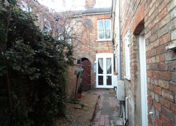 Thumbnail 3 bedroom maisonette to rent in Castle Road, Bedford