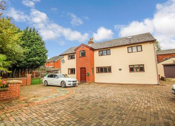 4 bed detached house for sale in Highfield Road, Farnworth, Bolton BL4