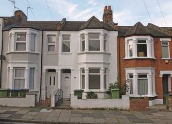 Thumbnail 3 bed end terrace house for sale in Rowton Road, London