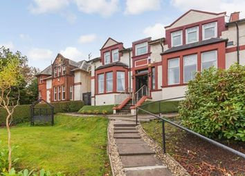 Thumbnail 3 bed flat for sale in Lilybank Road, Port Glasgow, Inverclyde