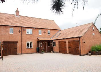Thumbnail 4 bed property for sale in The Old Forge, Fosse Road, East Stoke