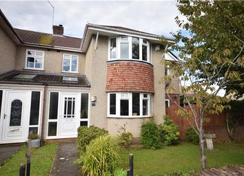 Thumbnail 4 bed semi-detached house for sale in Bromley Heath Avenue, Downend, Bristol