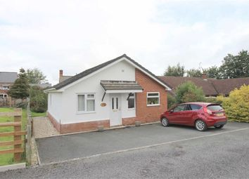 Thumbnail 2 bedroom detached bungalow for sale in Bryn Tirion, Sale Lane, Trewern, Welshpool, Powys