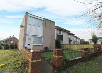 Thumbnail 3 bed end terrace house to rent in Burns Villa, Stainforth, Doncaste