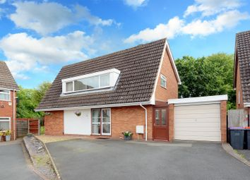 Thumbnail 4 bedroom detached house for sale in Linley Drive, Stirchley, Telford
