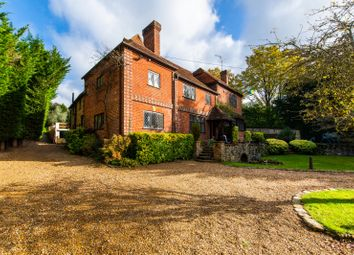Woodhill Lane, Shamley Green, Guildford GU5. 4 bed detached house for sale