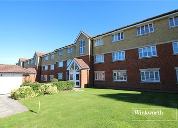 Thumbnail 2 bedroom flat to rent in Armstrong Close, Borehamwood, Hertfordshire