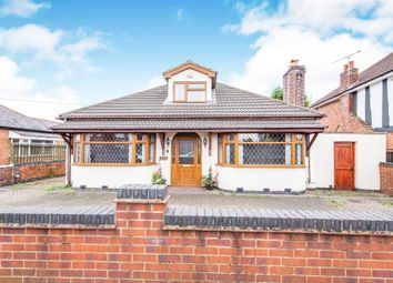 4 bed detached bungalow for sale in Narborough Road South, Braunstone, Leicester LE3