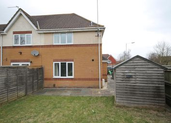 Thumbnail 1 bed terraced house to rent in Virginia Drive, Warminster, Wiltshire