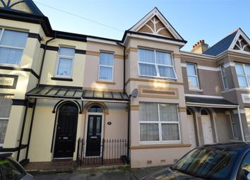 Thumbnail 3 bedroom terraced house for sale in Eton Place, Plymouth, Devon
