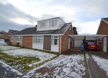 Thumbnail 3 bed semi-detached bungalow for sale in Stapleton Close, Seamer, Scarborough