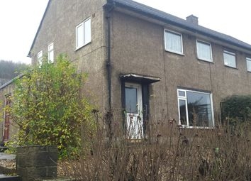 Thumbnail 3 bed shared accommodation to rent in Parkwood Street, Keighley, West Yorkshire