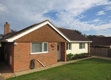 Thumbnail Detached bungalow for sale in Badgers Field, Peacehaven