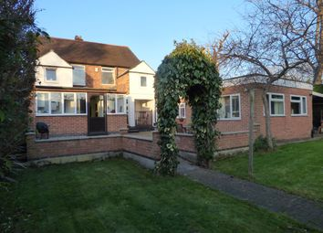 Thumbnail 5 bed detached house for sale in Derby Road, Spondon, Derby