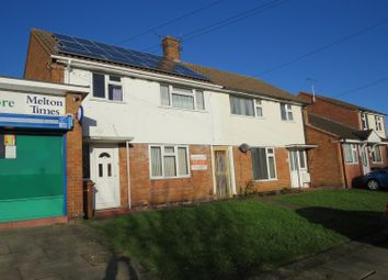 Thumbnail 3 bed town house to rent in Staveley Road, Melton Mowbray