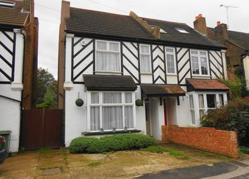 Thumbnail 3 bed semi-detached house to rent in Salisbury Road, Bexley, Kent