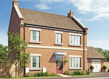 Thumbnail 4 bed detached house for sale in Heanor Road, Smalley, Ilkeston