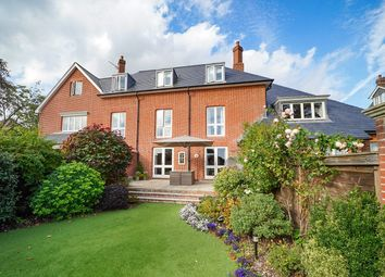 Thumbnail 4 bed terraced house for sale in The Limes, Northbrook Avenue, Winchester, Hampshire
