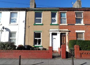 Thumbnail 2 bedroom terraced house for sale in Exchange Street, Blackpool