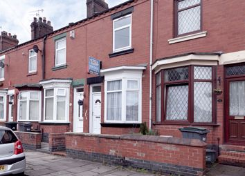 Thumbnail 2 bedroom terraced house for sale in Coronation Street, Tunstall, Stoke-On-Trent