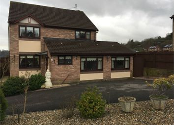 Thumbnail 4 bedroom detached house for sale in Kier Hardie Crescent, Newport