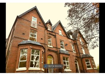 Thumbnail 1 bed flat to rent in Alexandra Road South, Manchester