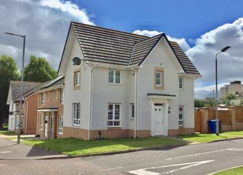 Thumbnail 3 bed end terrace house for sale in Clarence Crescent, Clydebank, West Dunbartonshire