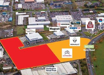Thumbnail Industrial for sale in Barrington Way, Darlington