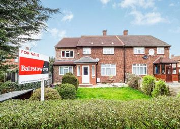 Thumbnail 4 bedroom semi-detached house for sale in Marlyon Road, Ilford