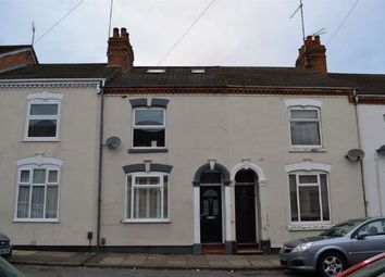 Thumbnail 4 bed terraced house for sale in Lingfield Terrace, Kingsley, Northampton