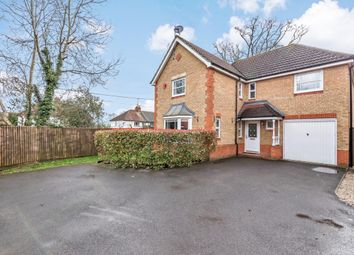 4 bed detached house for sale in Milam Close, Arborfield, Reading RG2