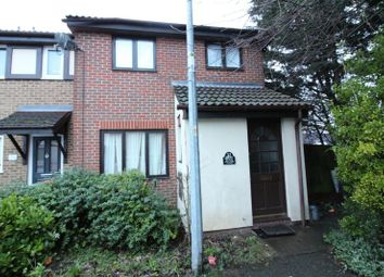 Thumbnail 3 bed end terrace house for sale in Readers Close, Dunstable